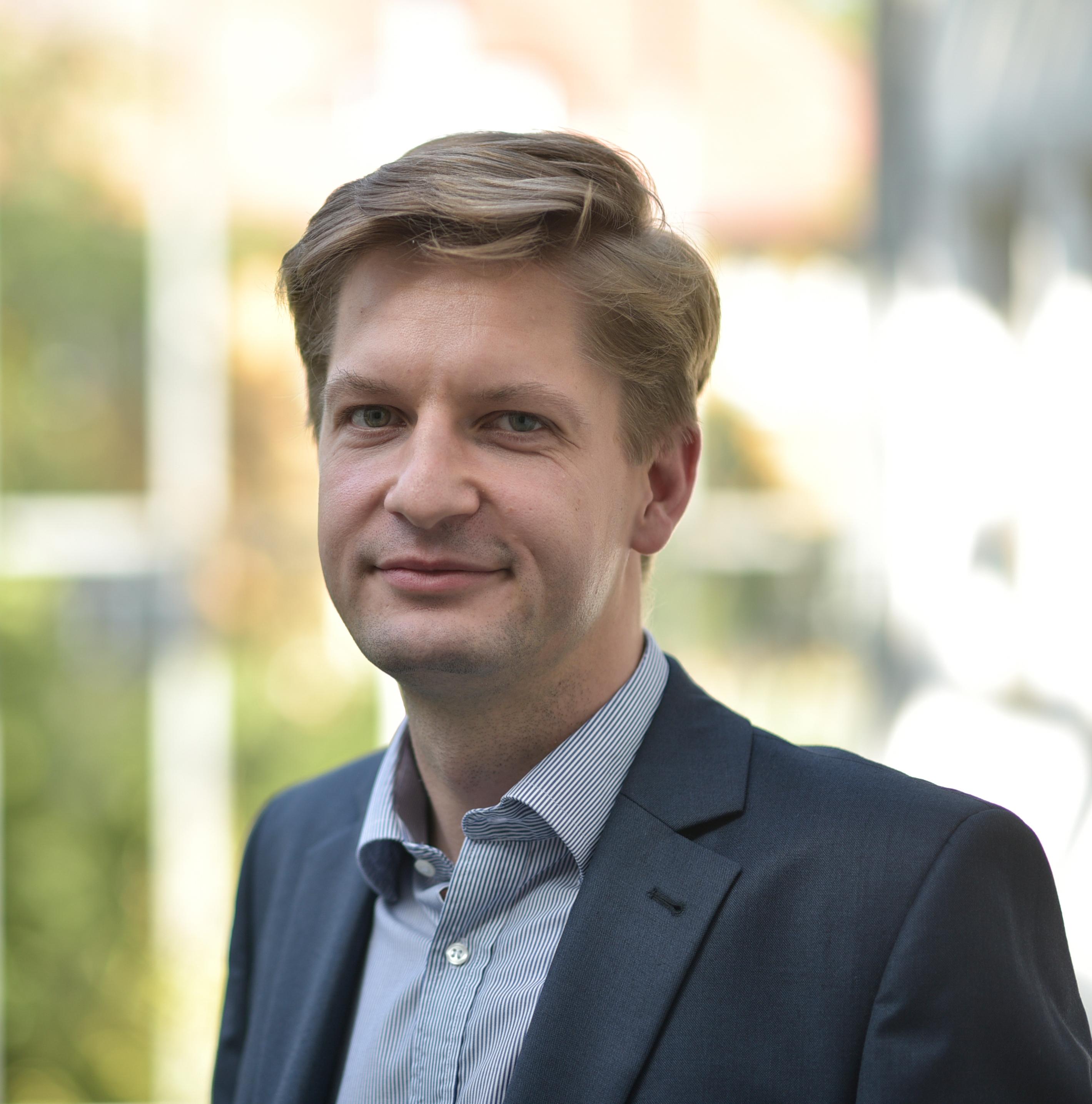 Portrait Photo Matthias Wählisch