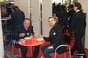 After-work party: Thomas Schmidt and Henrik Regensburg