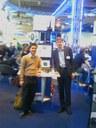 Tu and Matthias present Mobile Videoconferencing
