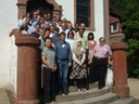 Group Photo at Dagstuhl: Information-centric Networking