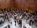 Welcome Reception at Stockholm City Hall