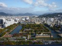 Hiroshima Castle Island