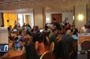 Hackers crowd