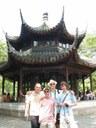 With Xiaming Fu, Jan Nagler & Matthias Hollick in Gardens