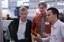 Arne presents hylOs to the Osotis team