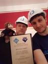 Best Demo Award at ACM Mobisys'18