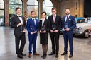 Till Steinbach wins IAV Talent Award