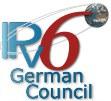 Logo of the German IPv6 Council