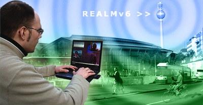 REALMv6 Logo